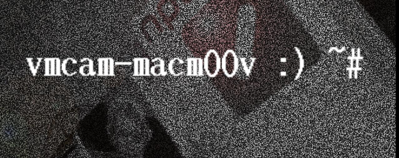 VMcam – Part II